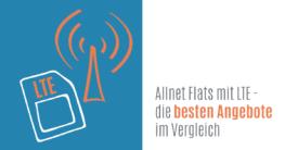 Attraktive Allnet Flats mit LTE – das beste mobile Internet