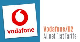 D2 Allnet Flat: Tarife und Anbieter im Vodafone Netz