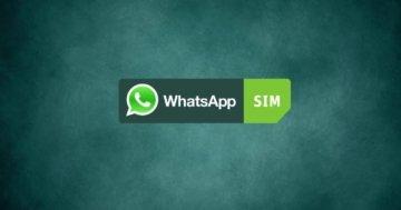 WhatsApp SIM Handytarife im Überblick